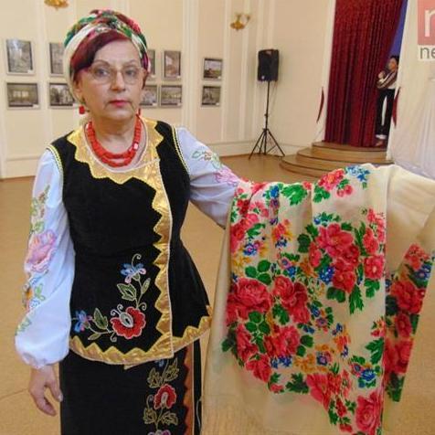 Людмила Грабовенко