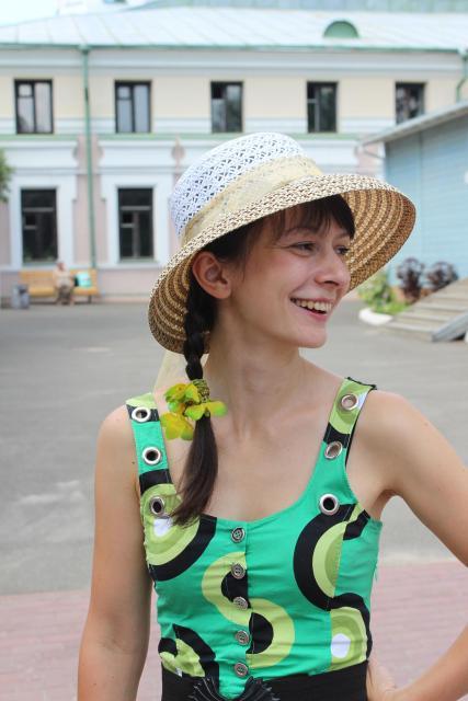 Ярина Мавка (Ірина Кравчук)