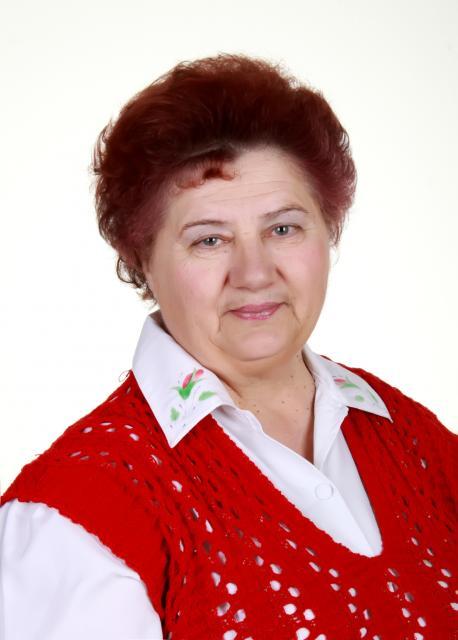 Валентина Сидорук