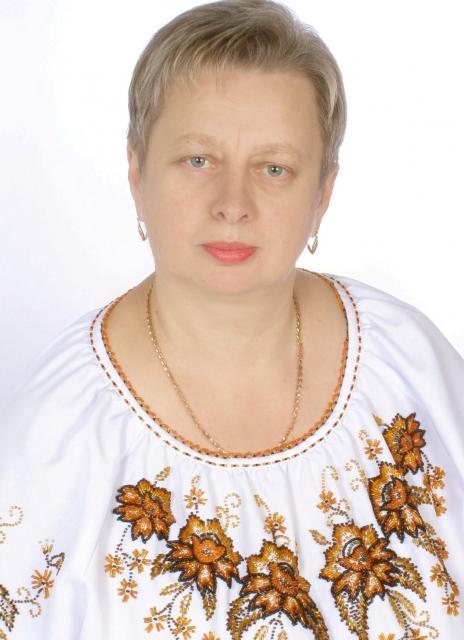 Галина Романівна Корицька