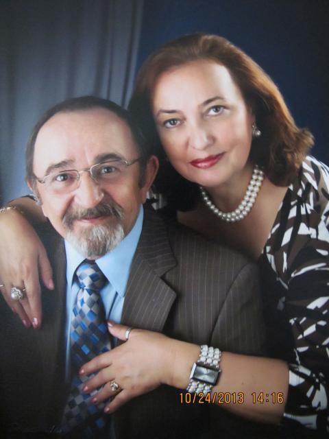 Юрій і Оксана Маковці