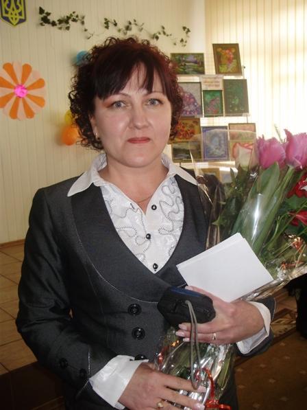Оксана Мардус