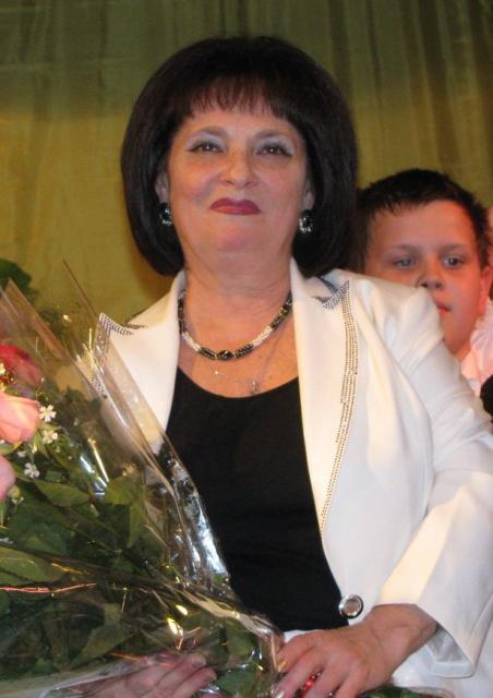Валентина Фалькова