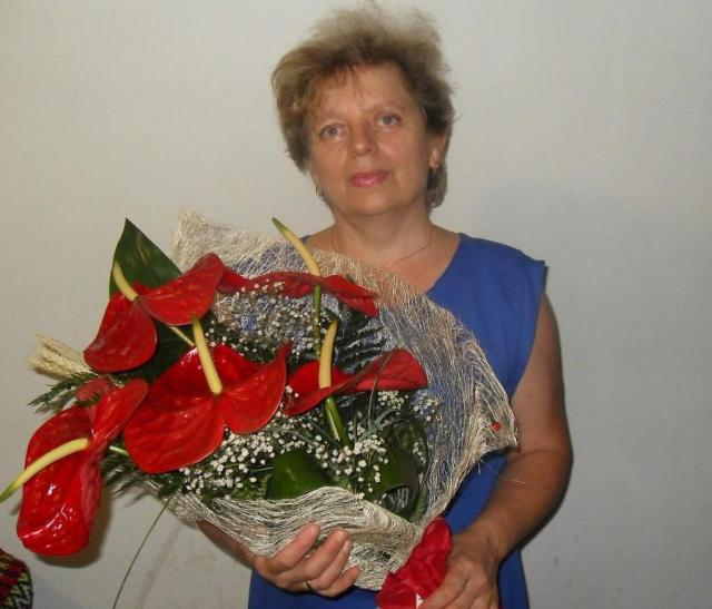 Людмила Максимлюк