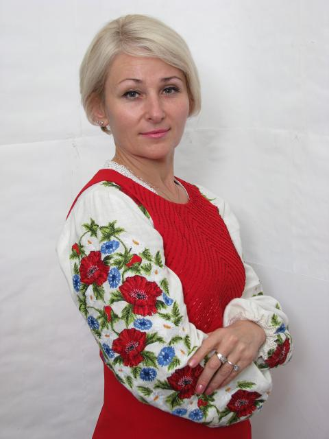 Світлана Кас'яненко