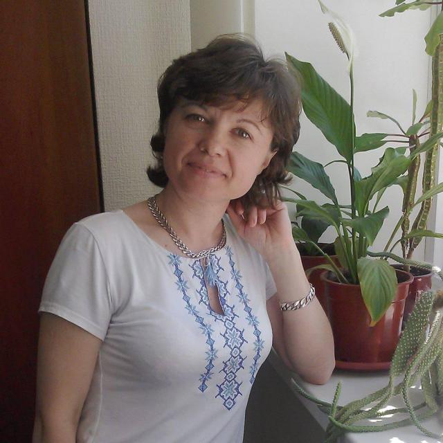 Лілія Батюк-Нечипоренко