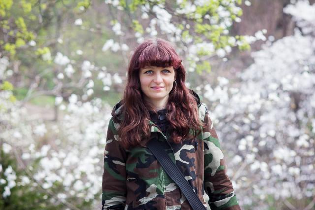Ольга Троханчук