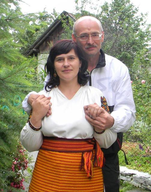 Юрій і Тетяна Пероганичі